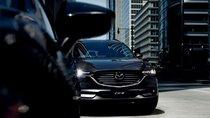 Lộ thêm trang bị Mazda CX-8 sắp bán tại Việt Nam
