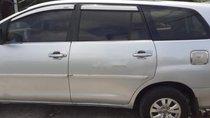 Bán Toyota Innova sản xuất 2008, màu bạc chính chủ