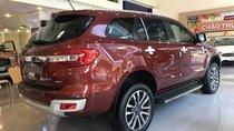 Bán ô tô Ford Everest đời 2019, màu đỏ, xe nhập, giá chỉ 969 triệu