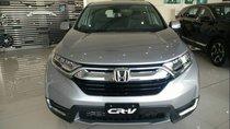 Bán Honda CR V sản xuất 2019, màu bạc, nhập khẩu nguyên chiếc