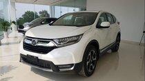 Cần bán xe Honda CR V đời 2019, màu trắng