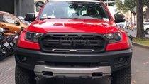 Bán ô tô Ford Ranger Raptor 2.0L 4x4 AT đời 2019, màu đỏ, xe nhập