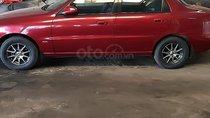 Bán Daewoo Lanos đời 2002, màu đỏ, xe còn mới toanh, sơn zin 90%