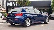 Bán BMW 1 Series 118i sản xuất năm 2018, màu xanh lam, xe nhập