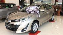 Bán xe Toyota Vios G số tự động 2019, hỗ trợ vay trả góp