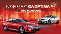 Kia Optima 2019 sẽ chính thức ra mắt thị trường Việt vào ngày 20/4