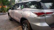 Cần bán xe Toyota Fortuner 2.4G 4x2 MT 2017, màu bạc như mới