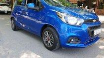 Cần bán lại xe Chevrolet Spark đời 2017, màu xanh lam