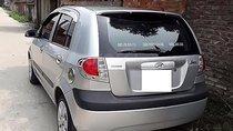 Cần bán Hyundai Getz 1.1MT năm sản xuất 2010, màu bạc, xe nhập, giá chỉ 228 triệu