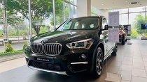 Cần bán xe BMW X1 sDrive18i sản xuất năm 2018, màu nâu, xe nhập