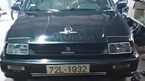 Xe Honda Accord năm 1990, màu đen, nhập khẩu nguyên chiếc