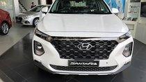 Bán xe Hyundai Santa Fe 2.2L HTRAC năm sản xuất 2019, màu trắng