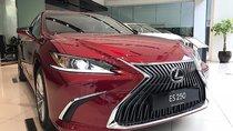 Bán ô tô Lexus ES 250 năm 2019, màu đỏ, nhập khẩu