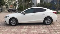 Bán Mazda 3 năm 2016, màu trắng chính chủ giá cạnh tranh