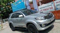 Bán xe Toyota Fortuner 2.5G đời 2013 máy dầu, số sàn