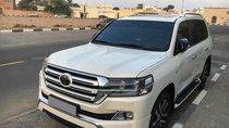 Toyota Land Cruiser VX S đời 2016 màu trắng fom mới, nhập khẩu