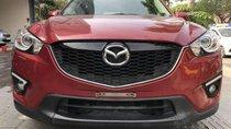 Bán Mazda CX 5 2015, màu đỏ, giá chỉ 710 triệu