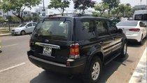 Bán Ford Escape đời 2003, màu đen, xe nhập, giá tốt