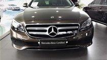 Cần bán gấp Mercedes E250 đời 2017, màu nâu