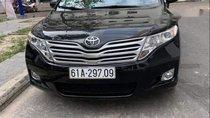 Bán Toyota Venza năm sản xuất 2009, màu đen, xe nhập