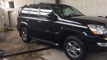 Cần bán Lexus GX 470 sản xuất năm 2008, màu đen, xe nhập