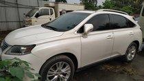 Bán đấu giá ô tô Lexus RX Nhật sản xuất 2009, màu trắng xe nhập