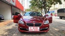 Bán BMW 6 Series 640i đời 2015, màu đỏ, xe nhập