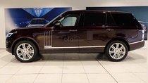 Bán LandRover Range Rover SVAutobiography LWB 5.0 V8 2019, màu nâu, xe nhập