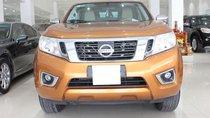 Bán Nissan Navara EL đời 2017, màu cam, nhập khẩu 565 triệu