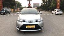 Cần bán Toyota Vios 1.5 E sản xuất năm 2014, màu bạc, chính chủ hàng tuyển