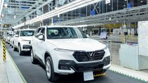 VinFast chính thức cho phép người đặt mua xe tùy ý lựa chọn 'option'