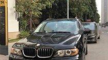 Bán lại BMW X5 AT đời 2005, màu đen, xe nhập