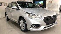 Bán ô tô Hyundai Accent đời 2018, màu bạc