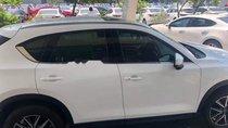 Cần bán Mazda CX 5 đời 2018, màu trắng chính chủ, giá tốt