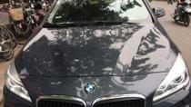 Bán xe BMW 218i Grand Tourer sản xuất năm 2016, màu xám, xe nhập