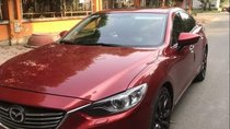 Bán Mazda 6 2.5 đời 2015, màu đỏ, xe gia đình