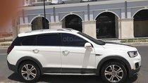 Gia đình bán Chevrolet Captiva 2016, màu trắng