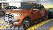 Cần bán xe Ford Ranger 3.2AT đời 2016, màu cam, nhập khẩu nguyên chiếc, giá tốt