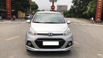 Cần bán xe Hyundai Grand i10 1.2 Sport 2016, màu bạc, nhập khẩu, siêu lướt