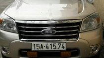Cần bán lại xe Ford Everest năm 2011, xe gia đình, đảm bảo không đâm đụng