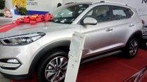 Bán Hyundai Tucson 2018, mới 100%, chỉ còn duy nhất 1 chiếc màu bạc