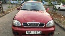 Cần bán gấp Daewoo Lanos đời 2003, màu đỏ, nhập khẩu, 96 triệu