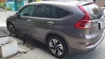 Bán Honda CR V 2015, tự động 2.4, 5 chỗ, đời năm 2016, đăng ký xe năm 2015