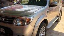 Bán xe Ford Everest 2014, màu bạc còn mới