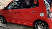 Cần bán xe Kia Morning SLX đời 2010, màu đỏ, xe gia đình, bảo dưỡng định kỳ