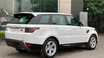 Bán LandRover Range Rover Sport đời 2019, màu trắng, nhập khẩu