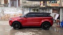 Bán LandRover Range Rover Evoque Dynamic sản xuất năm 2012, màu đỏ, nhập khẩu