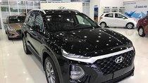 Bán xe Hyundai Santa Fe 2.4L năm 2019, màu đen