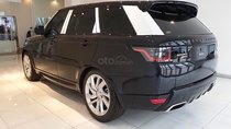 Bán ô tô LandRover Range Rover Sport HSE 2019, màu đen, mới 100%