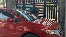 Cần bán gấp Toyota Venza 3.5 AWD sản xuất năm 2010, màu đỏ, xe đẹp